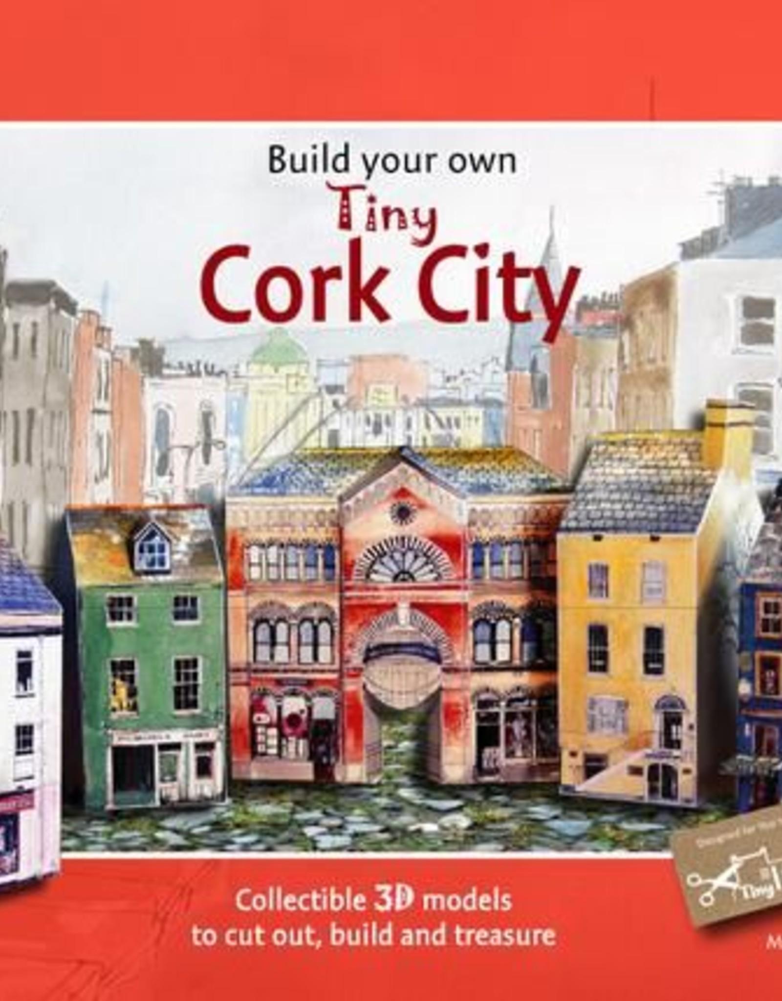 Tiny Ireland Build Your Own Tiny Cork City A4