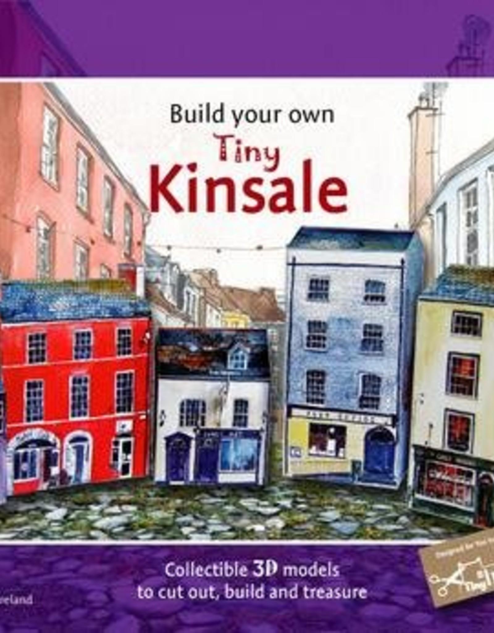 Tiny Ireland Build Your Own Tiny Kinsale A4