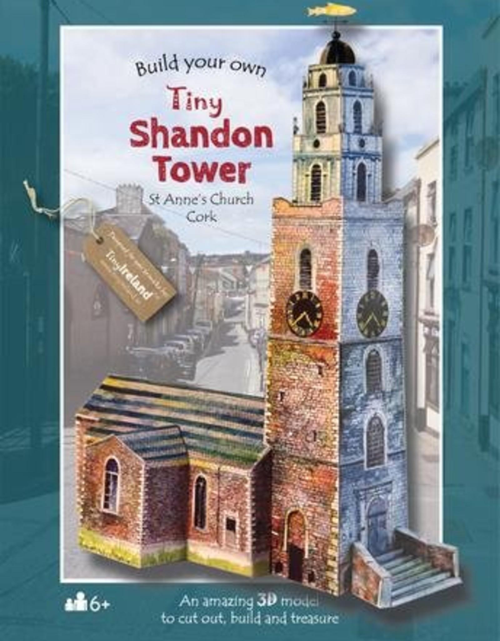Tiny Ireland Build Your Own Tiny Shandon Tower A4