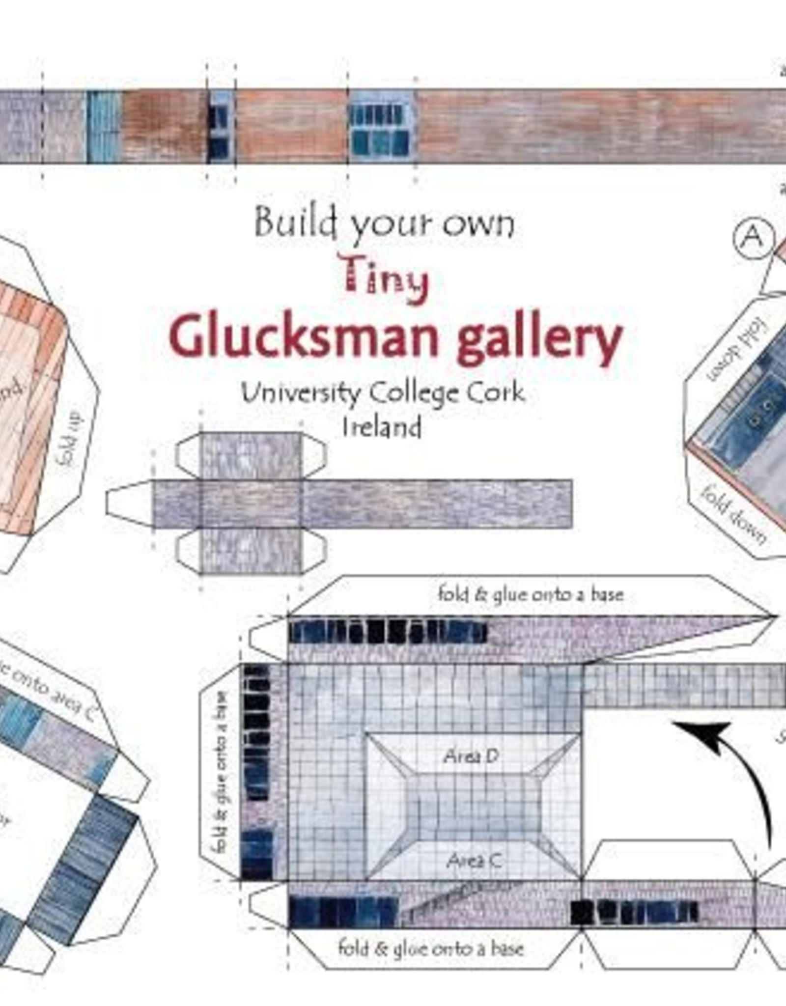 Tiny Ireland Build Your Own Tiny Glucksman