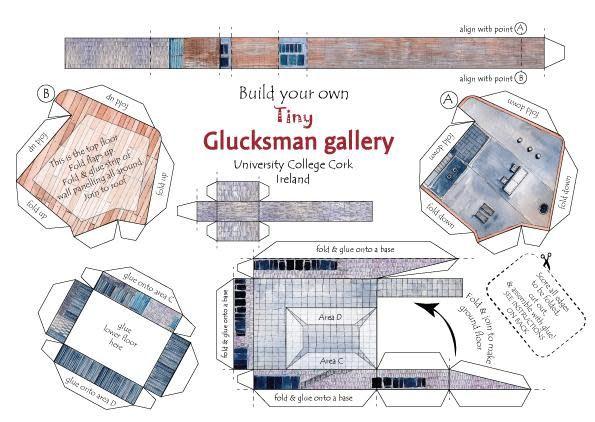 Tiny Ireland Build Your Own Tiny Glucksman