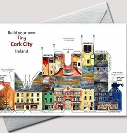 Tiny Ireland Build Your Own Tiny Cork City A5