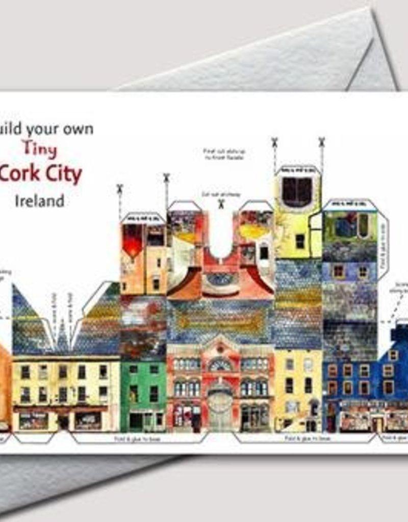 Tiny Ireland Build Your Own Tiny Cork City A5