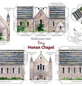 Tiny Ireland Build Your Own Tiny Honan Chapel