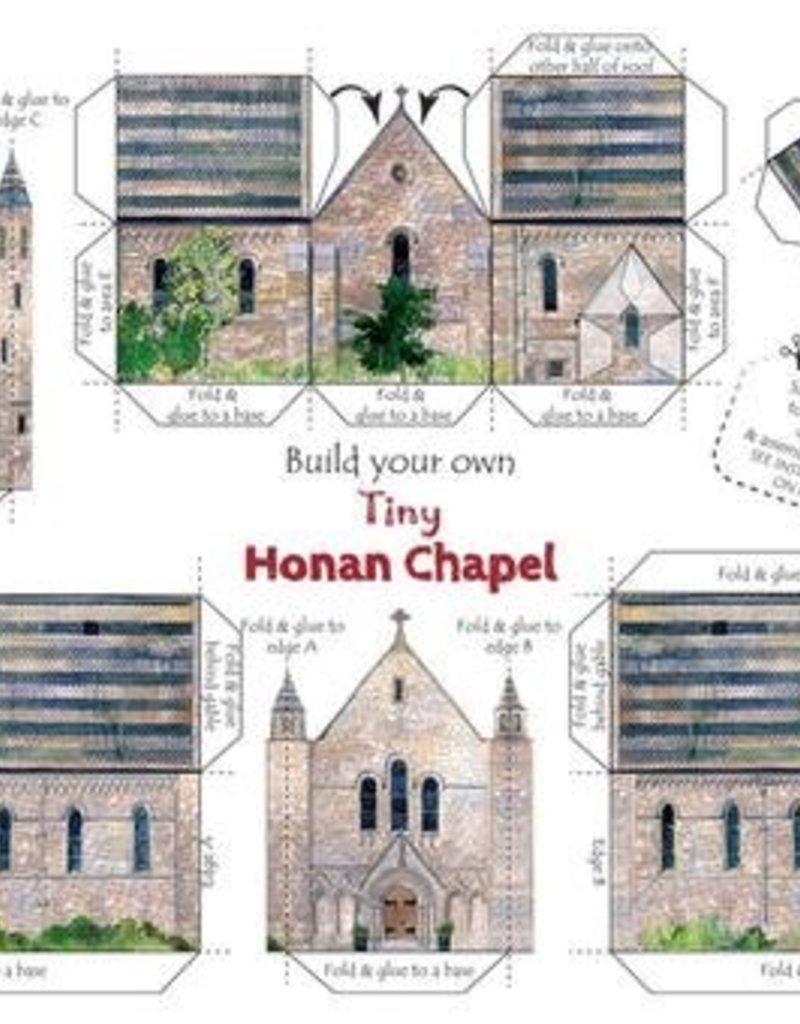Tiny Ireland Build Your Own Tiny Honan Chapel