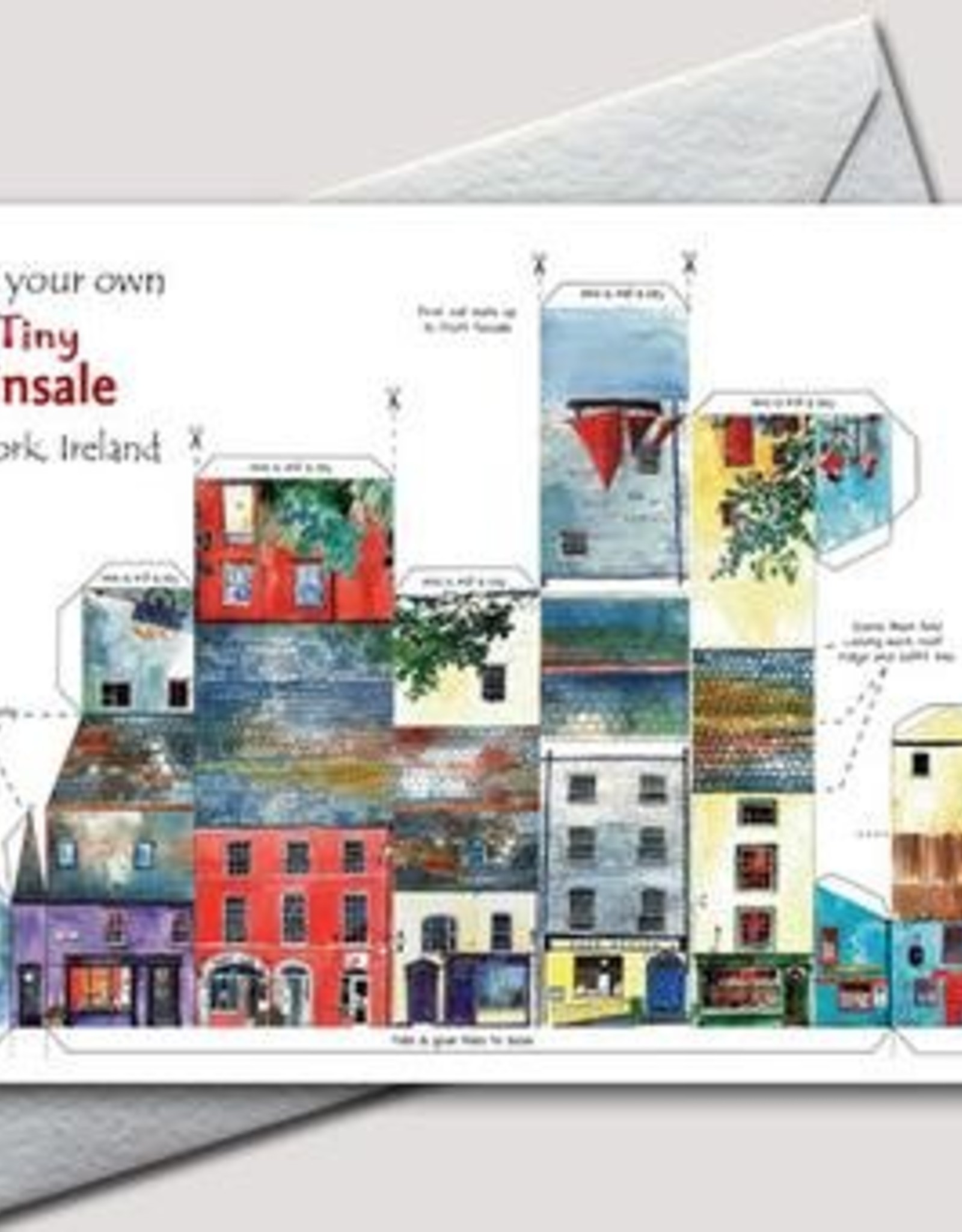 Tiny Ireland Build Your Own Tiny Kinsale A5