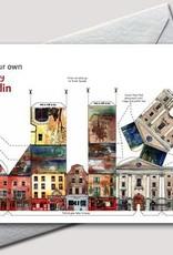 Tiny Ireland Build Your Own Tiny Dublin A5