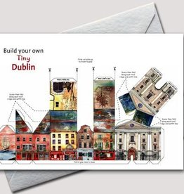 Tiny Ireland Build Your Own Tiny Dublin A5