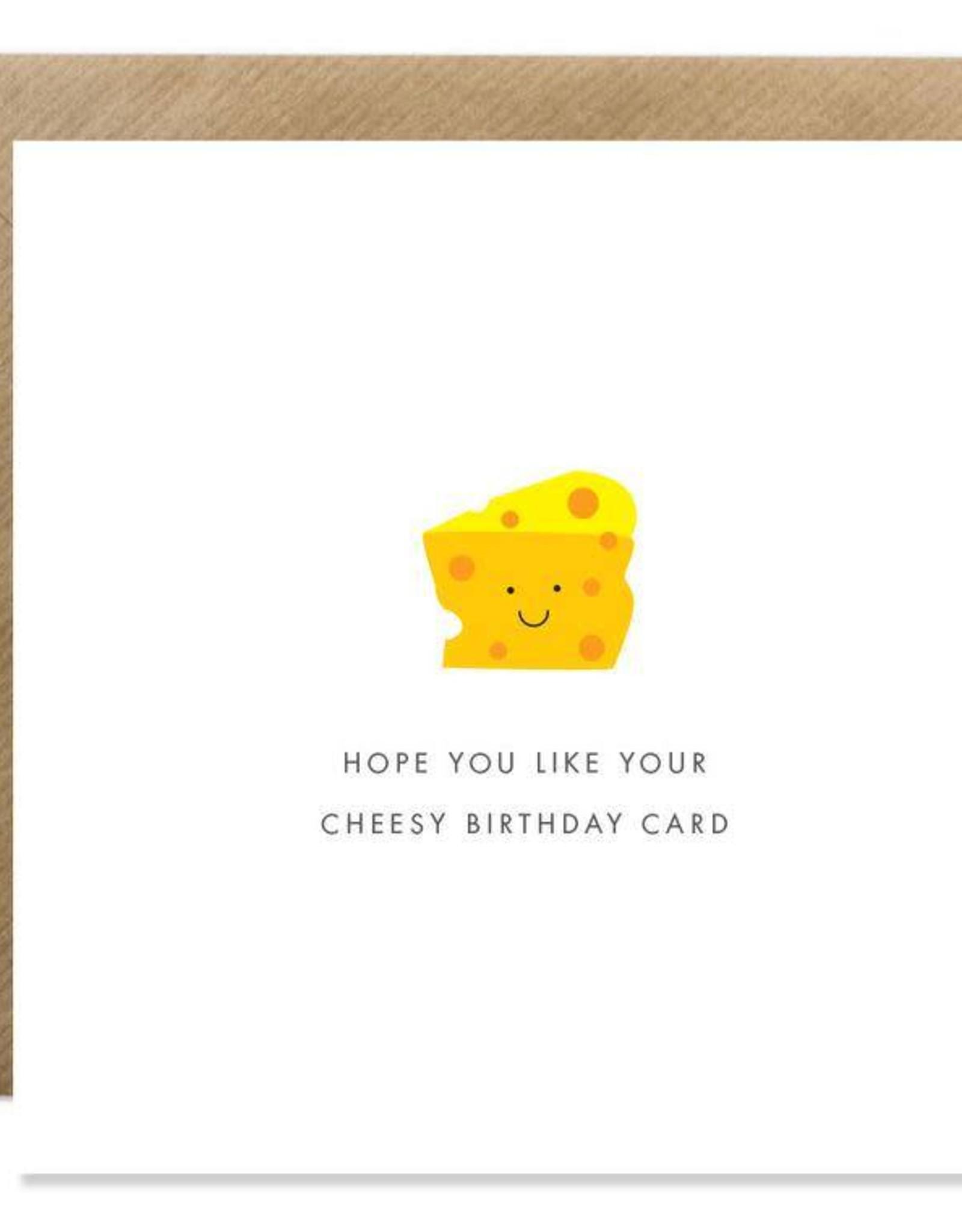 Bold Bunny Bold Bunny Card Cheesy Birthday Card
