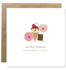 Bold Bunny Bold Bunny Card Birthday Blowout