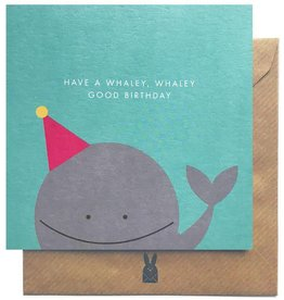 Bold Bunny Bold Bunny Card Whaley Good Birthday