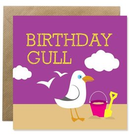 Bold Bunny Bold Bunny Card Birthday Gull