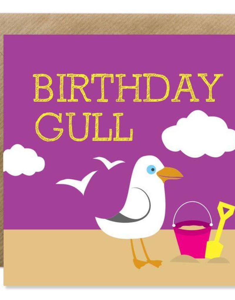 Bold Bunny Bold Bunny Card Birthday Gull