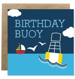Bold Bunny Bold Bunny Card Birthday Buoy
