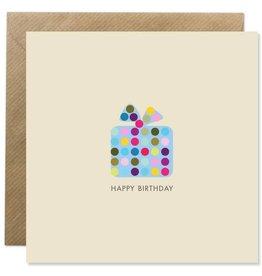 Bold Bunny Bold Bunny Card Happy Birthday Present