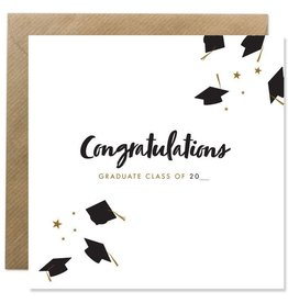 Bold Bunny Bold Bunny Card Happy Graduation