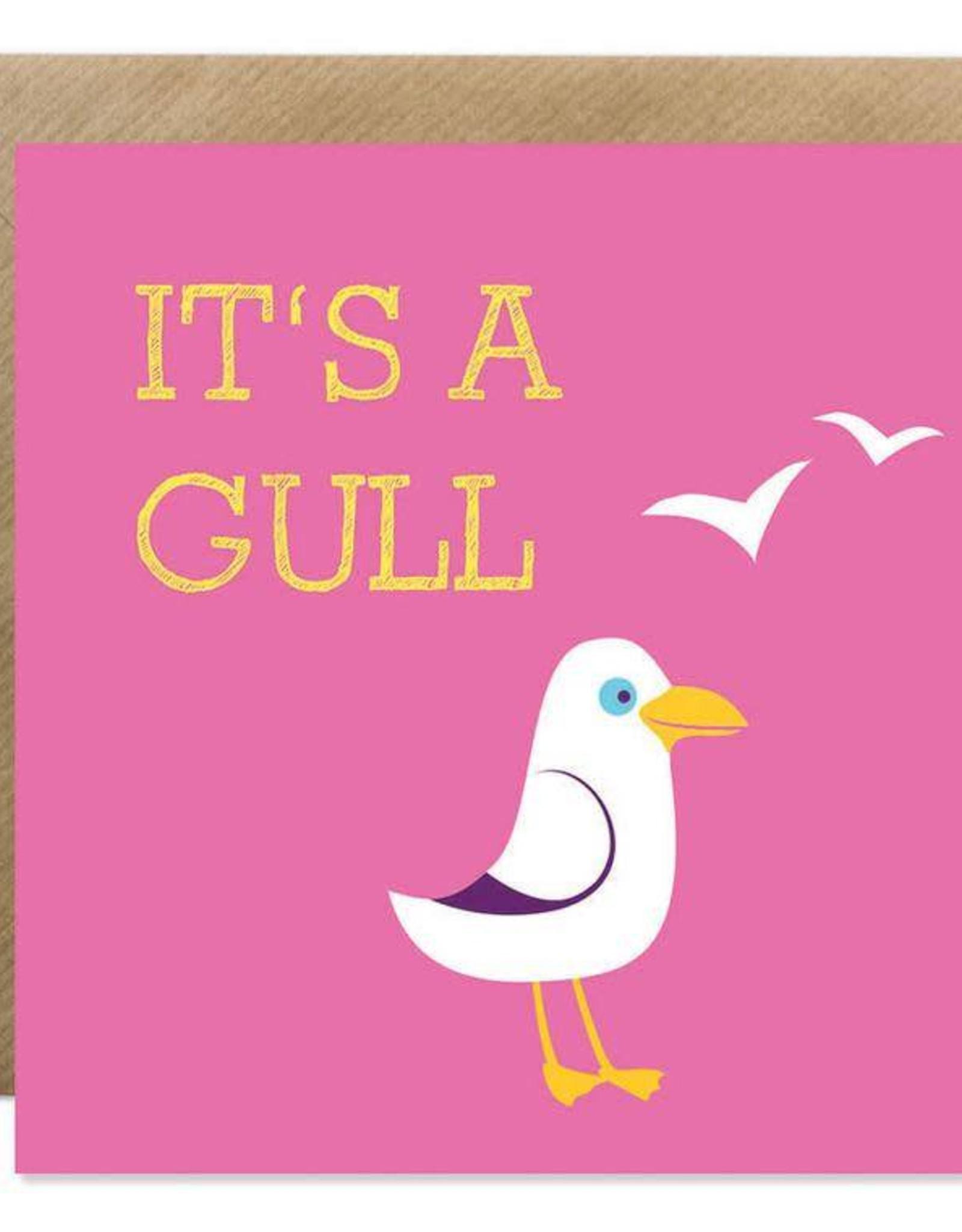 Bold Bunny Bold Bunny Card It's a Gull