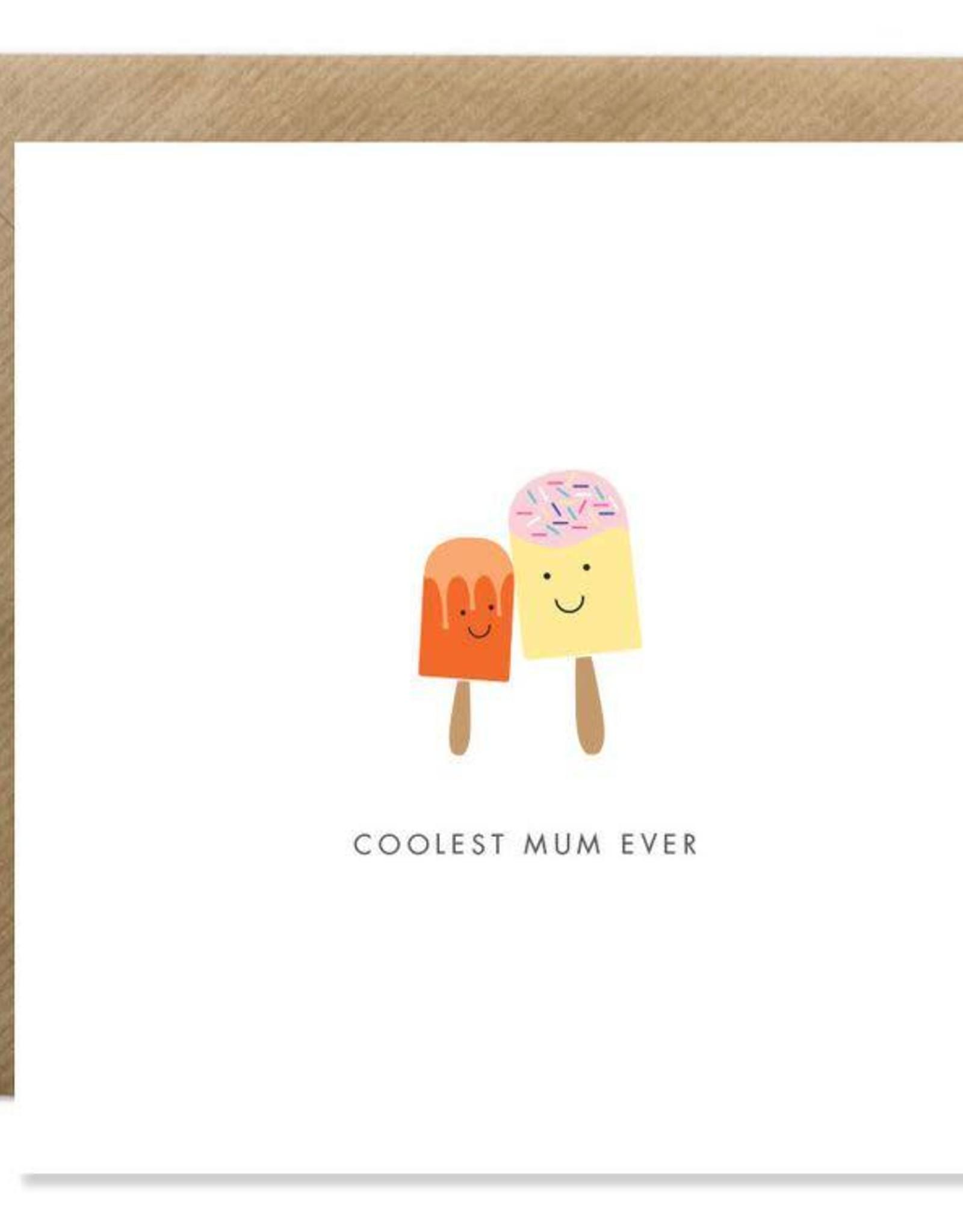 Bold Bunny Bold Bunny Card Coolest Mum Ever