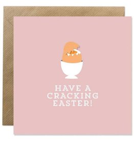 Bold Bunny Bold Bunny Card Cracking Easter