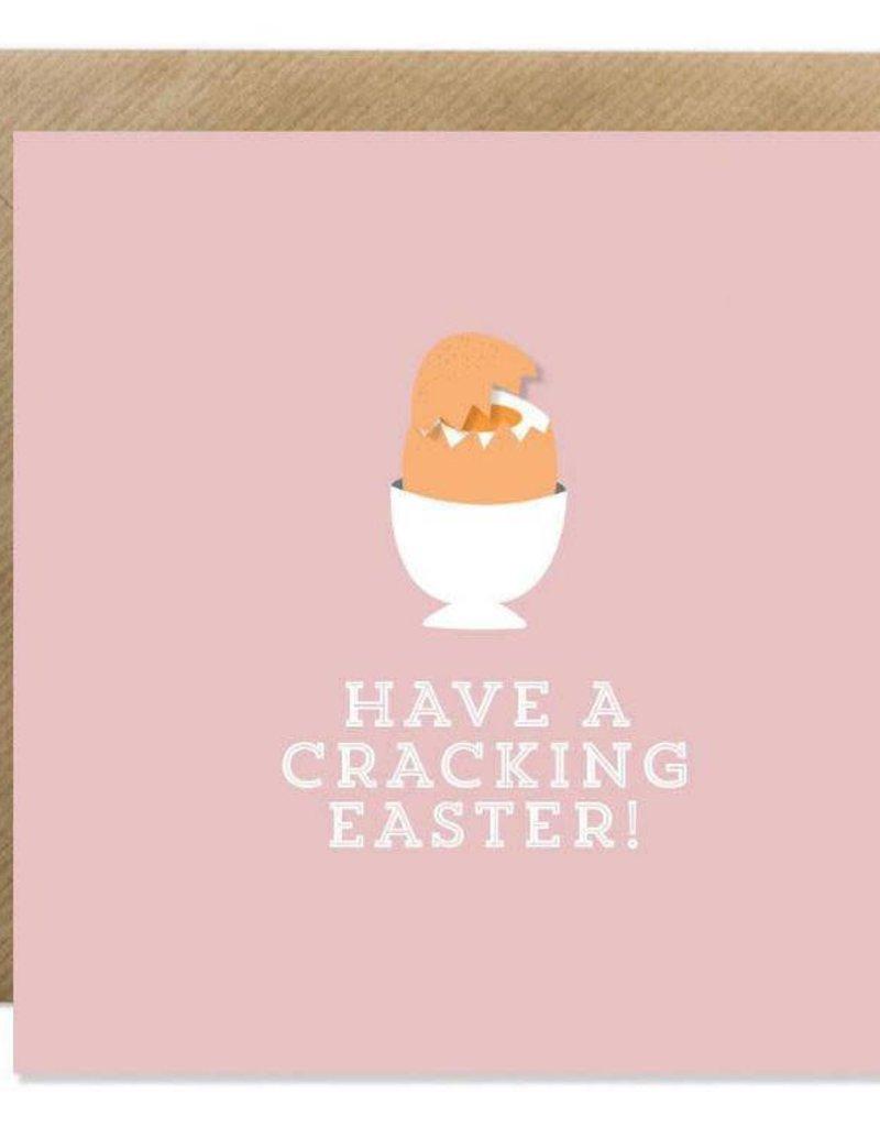Bold Bunny Bold Bunny Card Cracking Easter