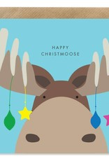 Bold Bunny Bold Bunny Card Happy Christmoose
