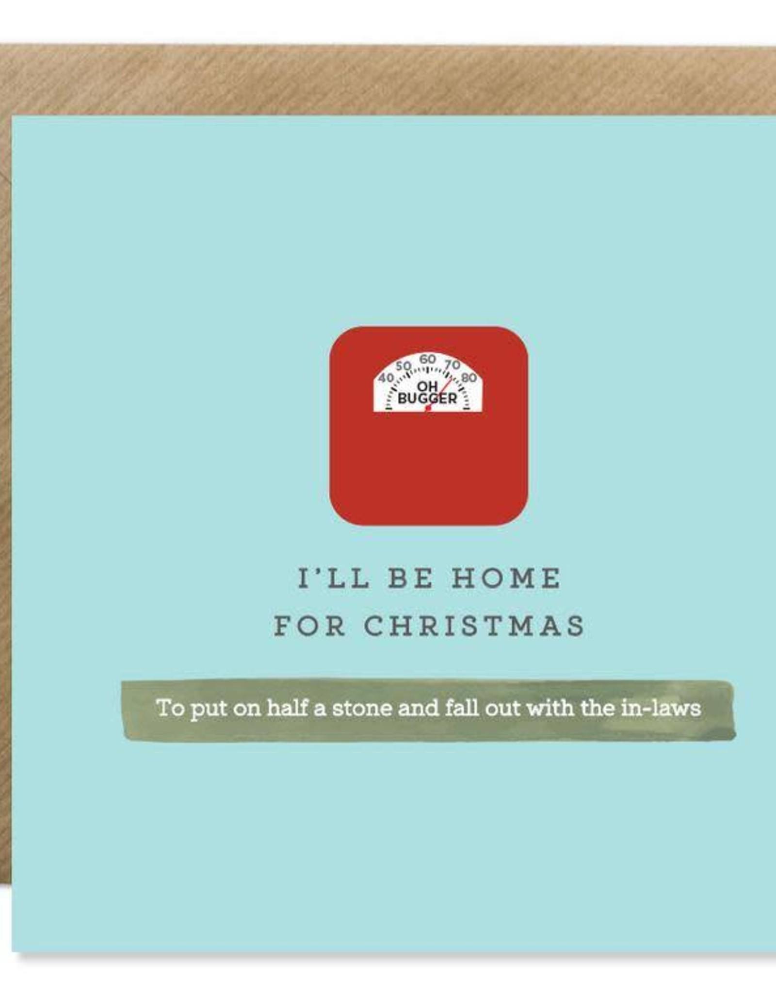 Bold Bunny Bold Bunny Card Home For Christmas
