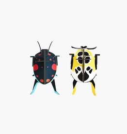Studioroof Wall Decor Nature Lady Beetles