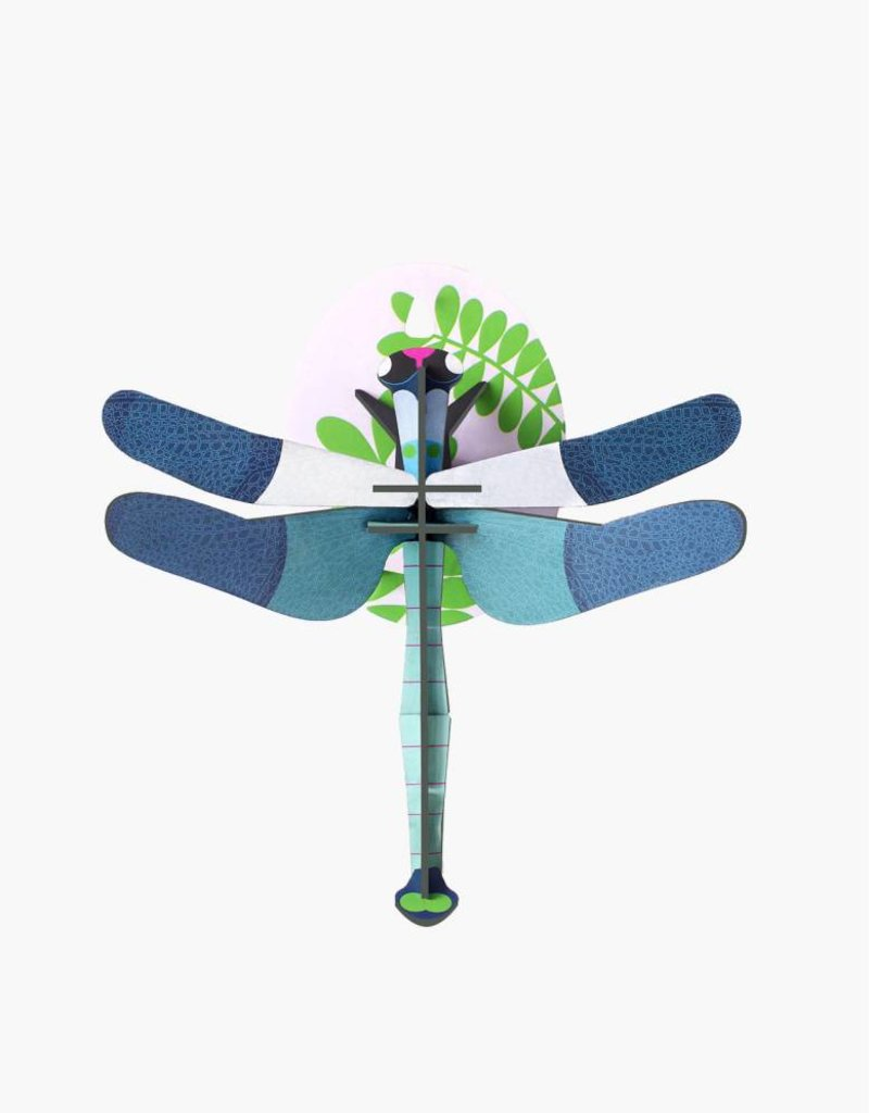 Studioroof Studioroof Little Wonders of Nature Blue Dragonfly
