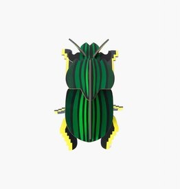 Studioroof Wall Decor Scarab Beetle small