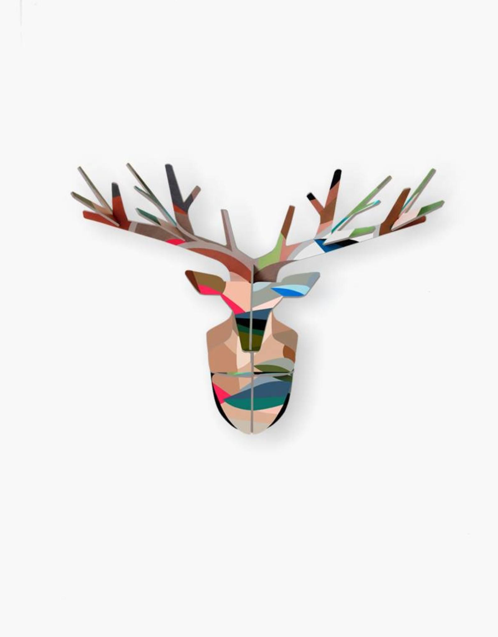 Studioroof Totem Enchanted Deer Leaf