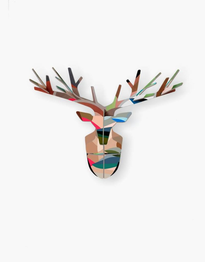 Studioroof Studioroof Totem Enchanted Deer Leaf
