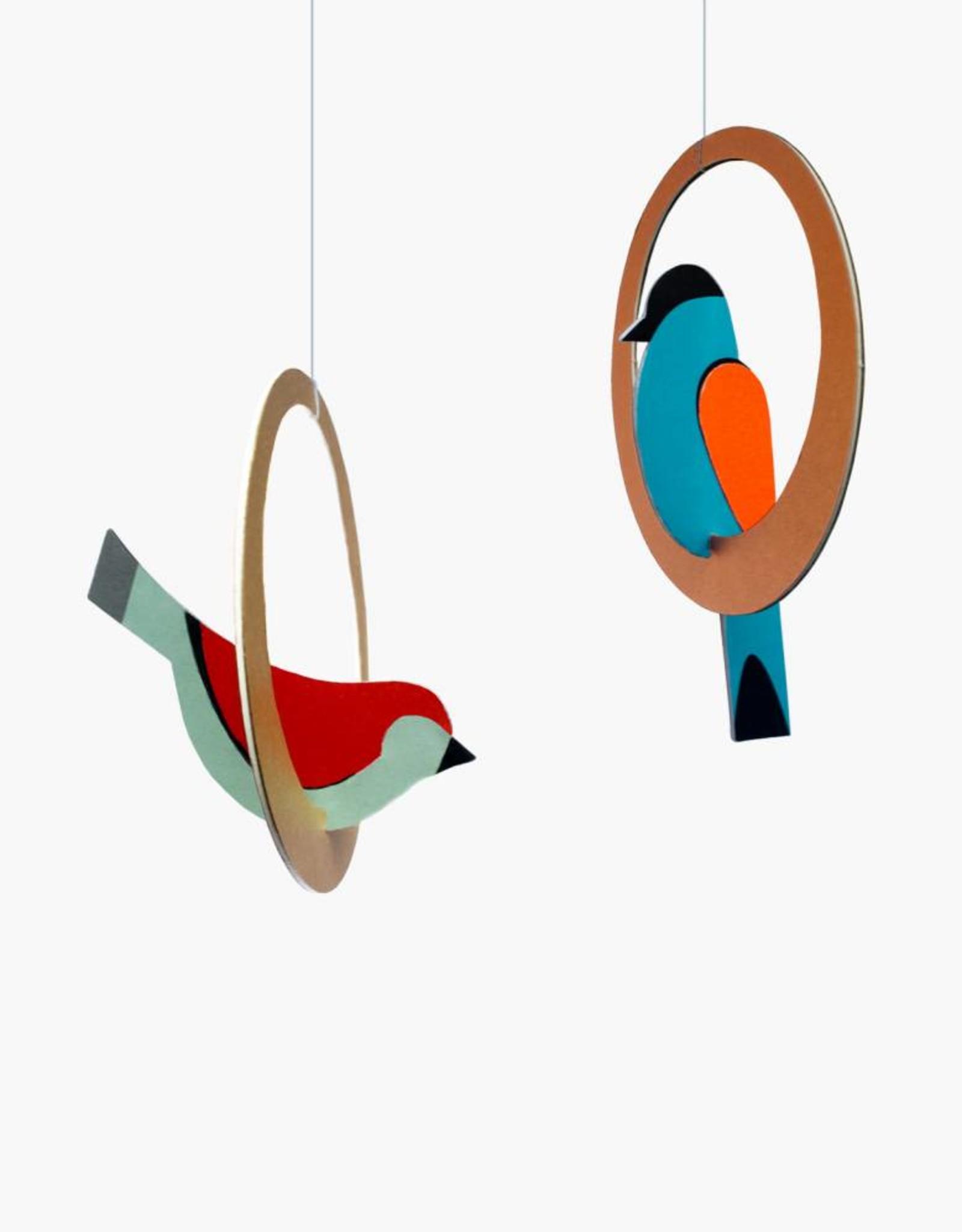 Studioroof Pop out card Love Birds