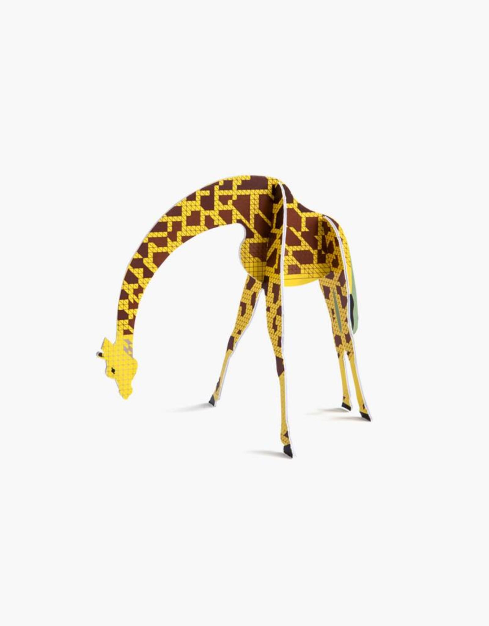Studioroof Studio Roof Pop Out Card Giraffe