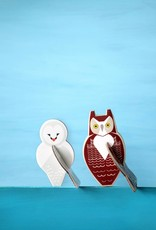 Studioroof Pop out card Owls