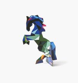 Studioroof Pop out frysk horse
