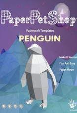 Paper Petshop Paper Pet Shop Penguin