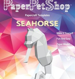 Paper Petshop Paper Pet Shop Sea Horse