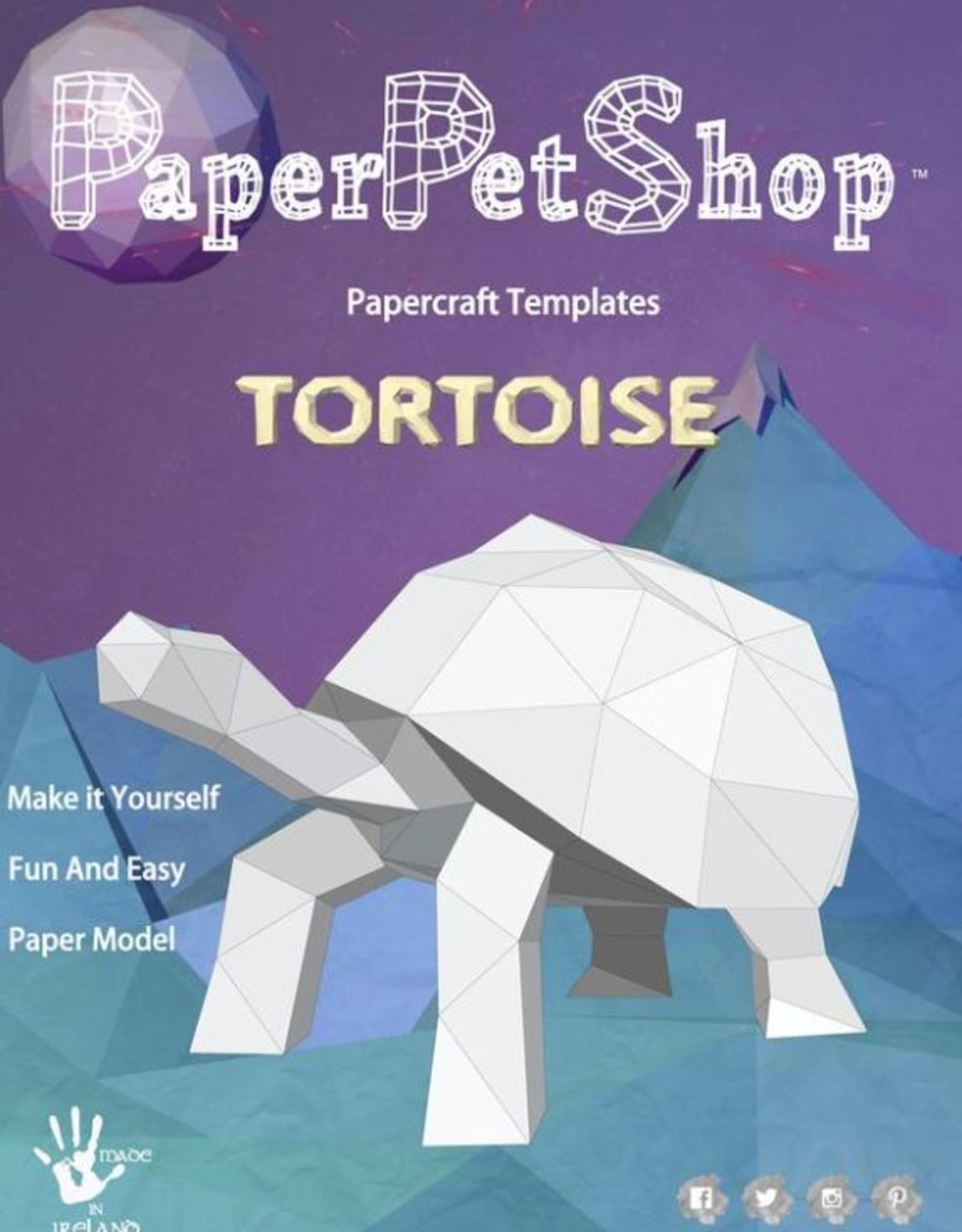 Paper Petshop Paper Pet Shop Tortoise