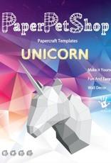 Paper Petshop Paper Pet Shop Unicorn