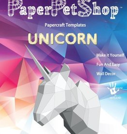 Paper Petshop Paper Pet Shop Unicorn