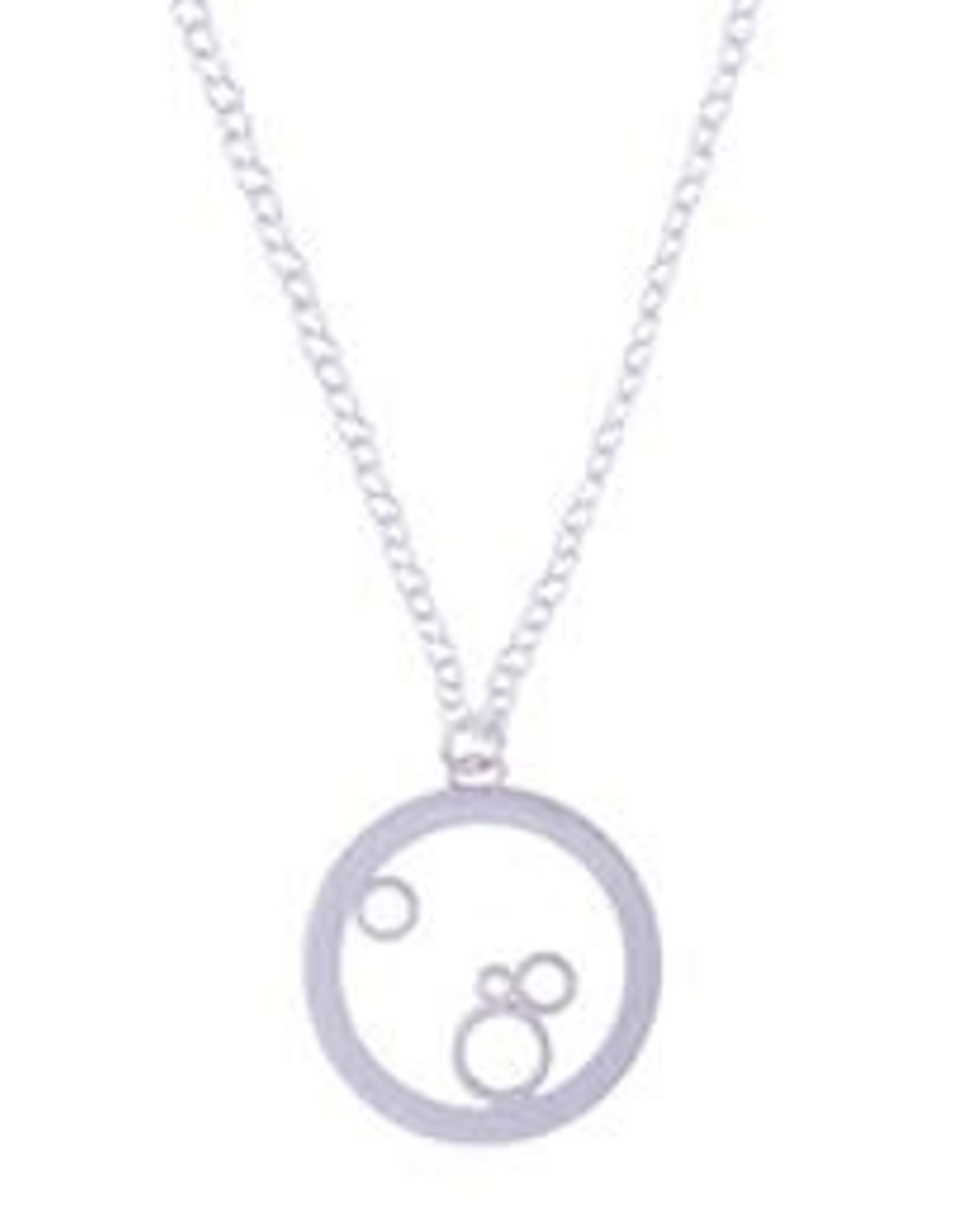 Ariane Tobin AT005 Halo small pendant