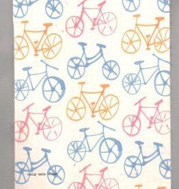 Badly Made Books Badly Made Books - Bicycles Notebook A5