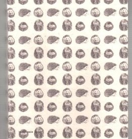 Badly Made Books Badly Made Books - Hedgehog Notebook A5