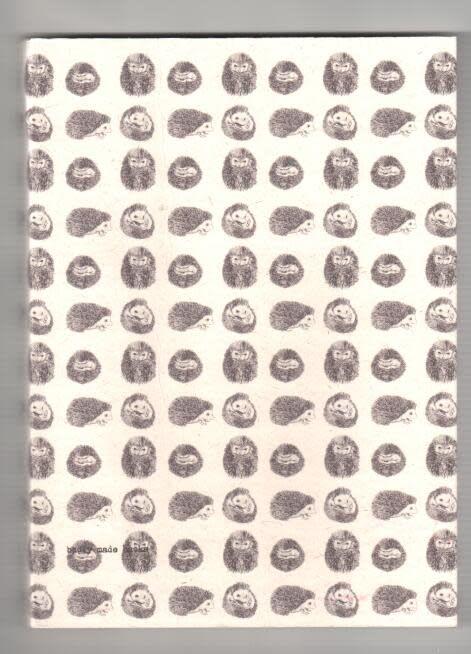 Badly Made Books Badly Made Books - Hedgehog Notebook A5