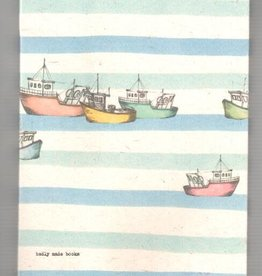Badly Made Books Badly Made Books - Trawlers Notebook A5