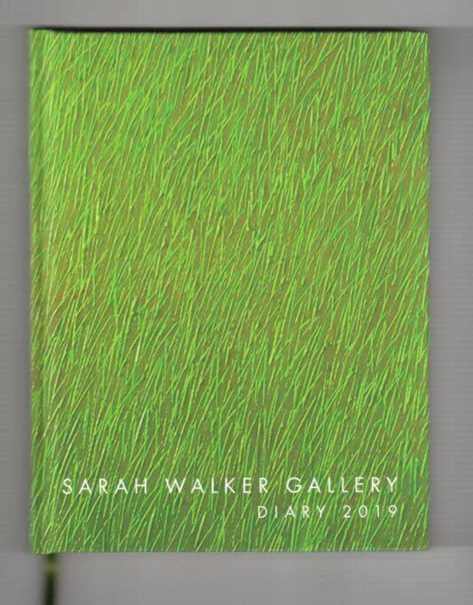 SARAH WALKER GALLERY Sarah Walker 2019 Diary A5