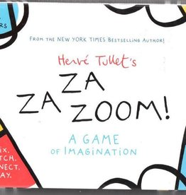 Chronicle kids Herve Tullet's Zazazoom
