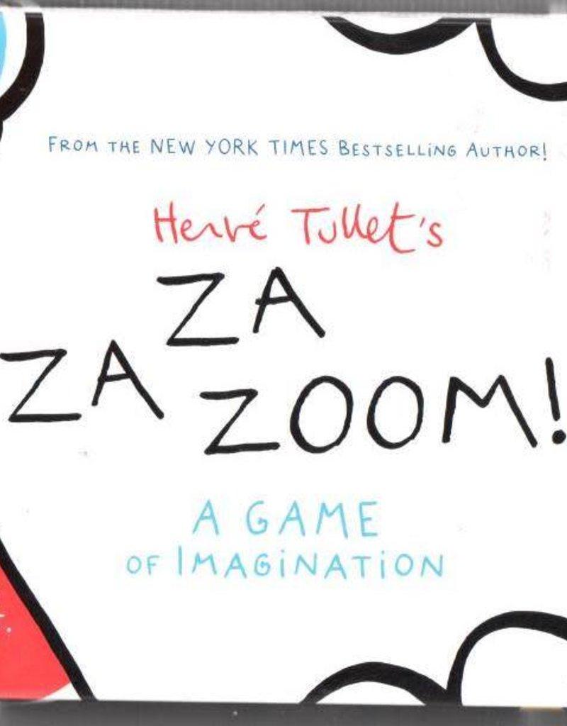 Chronicle kids Herve Tullet's Zazazoom