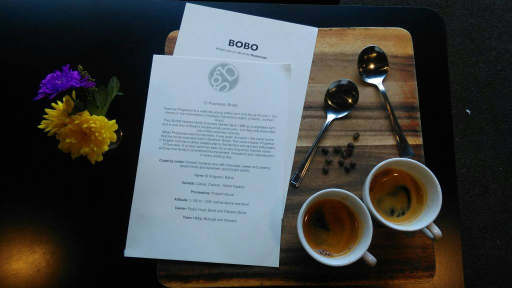 Event Coffee Cupping Workshop