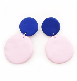 Punch & Fable Punch and Fable Circle Earrings Drop II